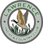 Lawrence Yacht & Country Club logo